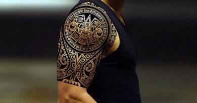 Maori Dövme Modelleri