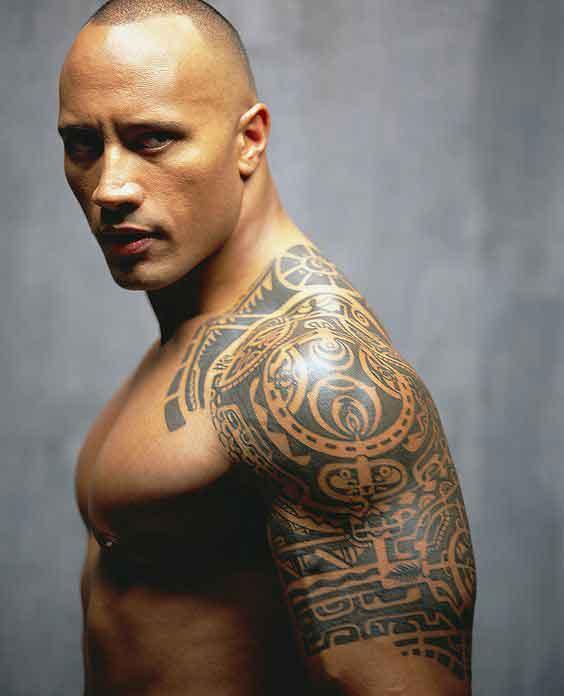 Tribal Kol Maori Dövmesi