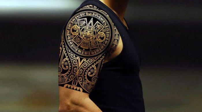 Maori dövme tarzları