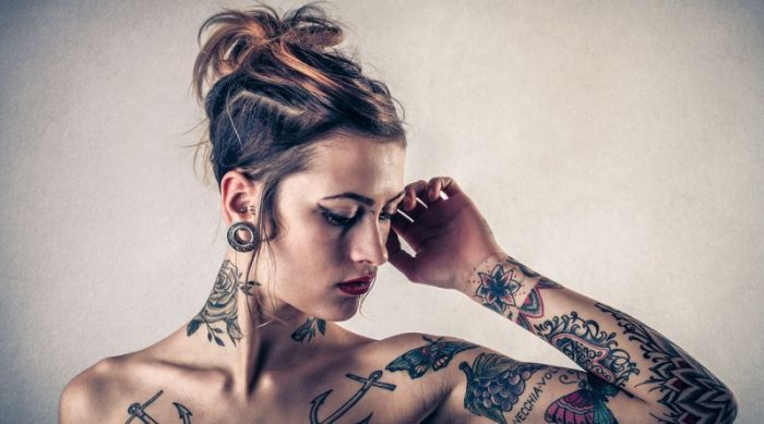 Old school dövme tarzları