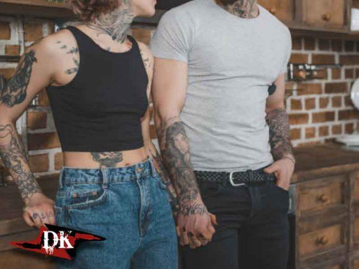Manavgat En İyi Çift Dövmeleri