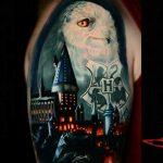 """""""Always"""" Sözü İle Kalplerimize Kazınan Harry Potter Dövme Modelleri"""