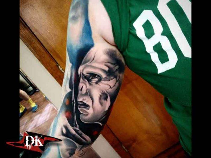 Lort Voldemort Dövmesi
